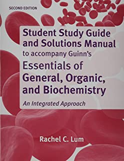 Study Guide and Solutions Manual for Essentials of General, Organic, and Biochemistry