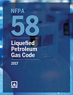 NFPA 58: Liquefied Petroleum Gas Code, 2017 Edition