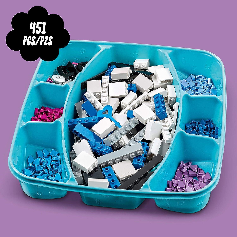 Buy LEGO 20 DOTS Secret Holder Cat Box, Room Accessories & Desk ...