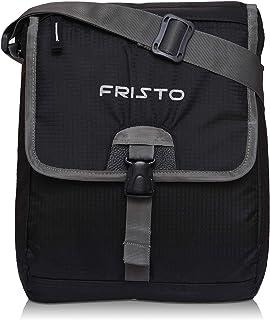 Fristo Black Unisex Sidebag