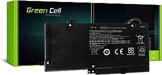 Green Cell® LE03XL TPN-W113 TPN-W114 Batería para HP Portátil (3400mAh 11.4V Negro)