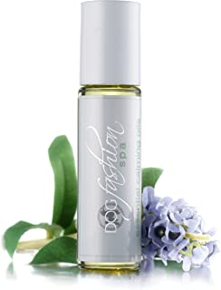 Dog Fashion Spa Dog Anxiety Relief Natural Oil, a Gentle Touch When Most Needed. Ideal for Thunder Storms, Separation Anxiety, When Travel, Even Before Sleeping and Relaxing