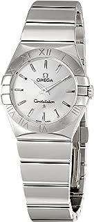 Women's 123.10.27.60.02.002 Constellation Silver Dial Watch