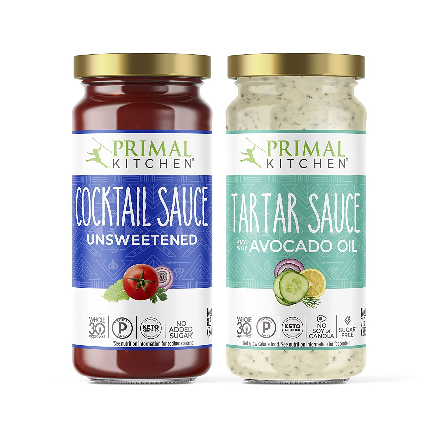 Primal Kitchen 2 Pack Whole Outlet SALE Tartar We OFFer at cheap prices 30 Approved C Entertaining-