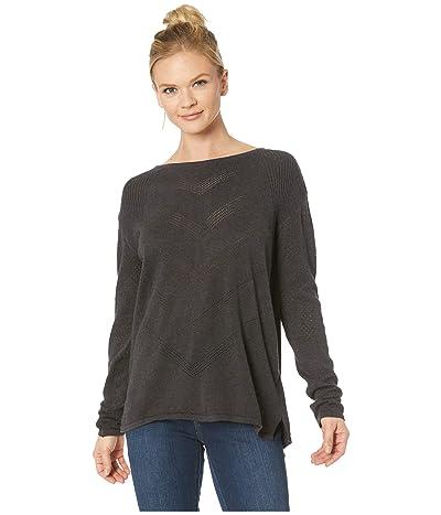 Prana Mainspring Sweater (Charcoal Heather) Women