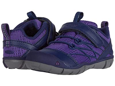 Keen Kids Chandler CNX (Toddler) (Royal Purple/Blue Depths) Girls Shoes