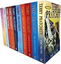Terry pratchett Discworld novels Series 4 and 5 :10 books collection set