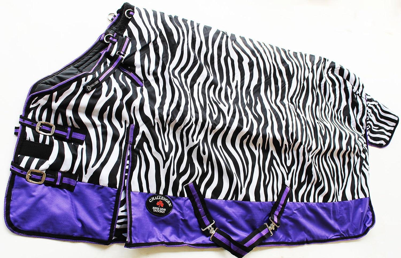 1000D Turnout Waterproof Horse Winter Coat Blanket 107