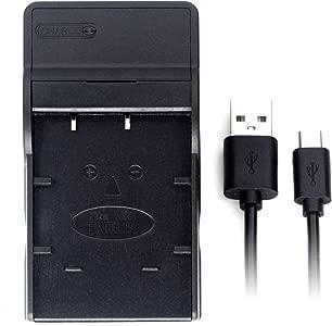 EN-EL19 Ultra Slim USB Charger for Nikon Coolpix S33  Coolpix S7000  C...