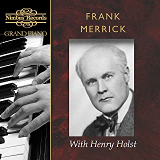Frank Merrick with Henry Holst