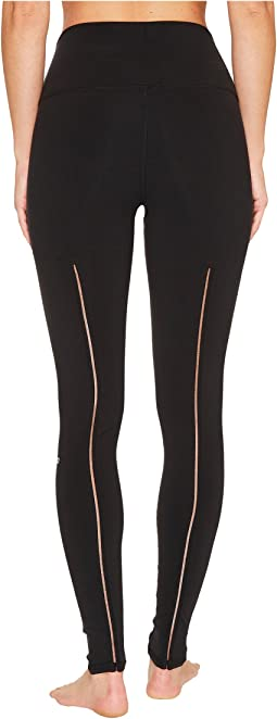 High Waist Dash Leggings