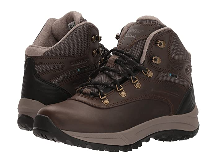 Hi-Tec  Altitude VI I Waterproof (Dark Chocolate/Black Smooth) Womens Hiking Boots