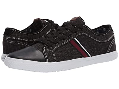 Ben Sherman Brayson Ox (Black Cotton) Men