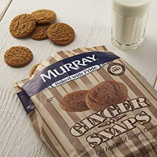 Valentine's Day Special Murray Cookies, Old Fashioned Ginger Snaps, 16 oz Bag