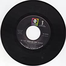 RAY CHARLES 45 RPM In the Heat Of the Night / Something's Got To Change