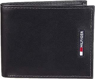 Tommy Hilfiger Men's RFID Blocking Leather Slimfold...