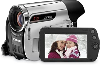 Canon ZR960 MiniDV Camcorder w/41x Advanced Zoom - 2009 MODEL (Discontinued by Manufacturer)