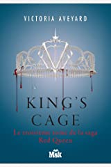 King's Cage : Red Queen - Tome 3 Format Kindle