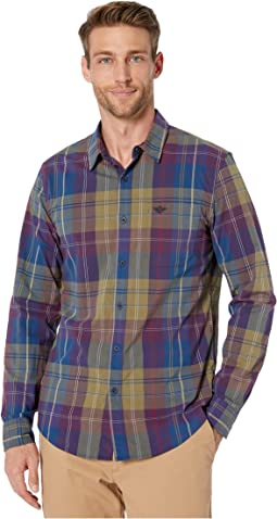 Aponte Purple Pennant Plaid