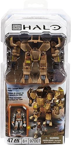 más orden Mega Bloks 97007 Halo Cíclope de ataque en en en el desierto  barato y de moda