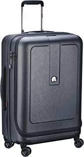 Delsey Paris Grenelle 70 cm 4 Double Wheels Expandable Trolley Carry-On (Hardside) Anthracite (00203982001)