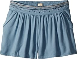Roxy Kids Getting Dizzy Shorts (Big Kids)