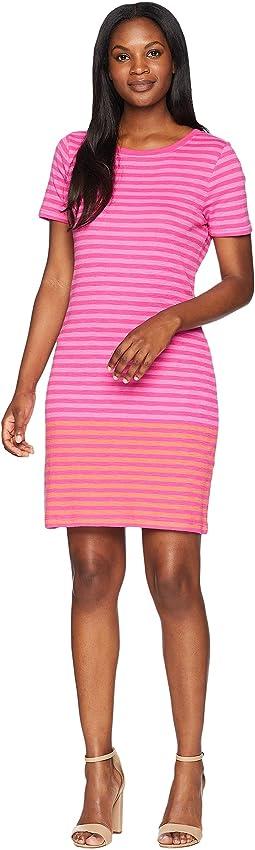 Tommy Bahama Juan The Line Short Sleeve T-Shirt Dress