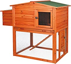 Trixie Pet Products 2-Story Coop with Outdoor Run