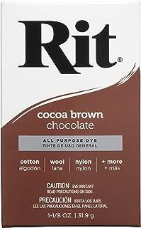 Rit, Cocoa Brown Purpose Powder Dye