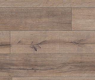 Sockelleiste | 260 cm, Salt Lake Oak Sie kaufen 1 St/ück mit 260 cm L/änge Format: 58 x 19 x 2600 mm Laminat Sockelleiste Salt Lake Oak