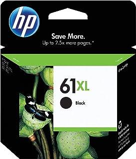 HP 61XL High Yield Black Original Ink Cartridge (CH563WN)