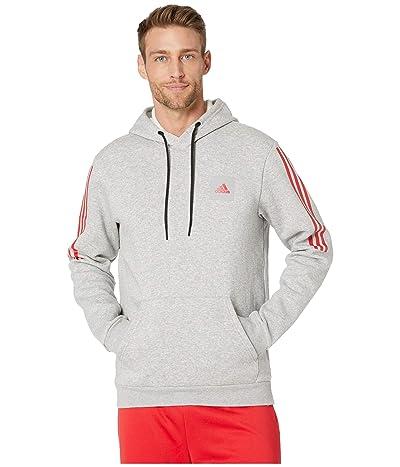 adidas Must Have Fleece Hoodie (Medium Grey Heather) Men