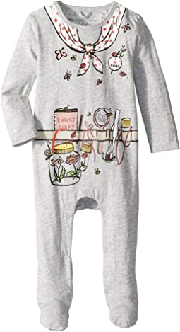 Twiddle Gardner Footie (Infant)