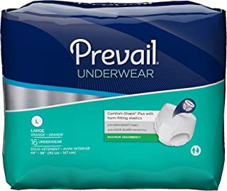 Best prevail extended use briefs large Reviews