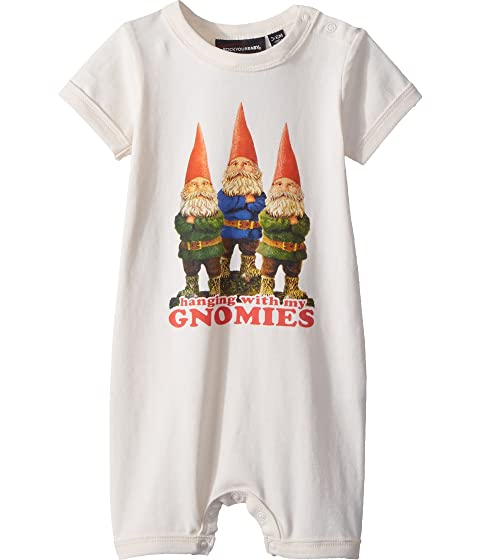 Rock Your Baby Gnomies Short Sleeve Playsuit (Infant)