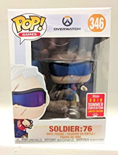 Funko Pop! Soldier Grillmaster 76 George Forman Summer Convention SDCC Exclusive