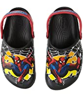 Crocs Kids - CrocsFunLab Lights Spider-Man (Toddler/Little Kid)