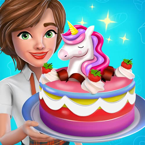 Unicorn Cake Bakery Chef 3D - Pizza, Donuts, Pie, Bread Maker Game