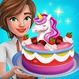Unicorn Cake Bakery Chef 3D - Pizza, Donuts, Pie,...