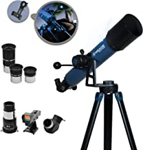 Meade Instruments – StarPro AZ 90mm Aperture, Portable Beginner Refracting Astronomy..