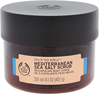 The Body Shop Spa of the World Dead Sea Salt Scrub, 14.1 Ounce