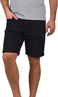Blend Grilitsch Herren Jeans Shorts Kurze Denim Hose Mit Destroyed-Optik Aus Stretch-Material Slim Fit
