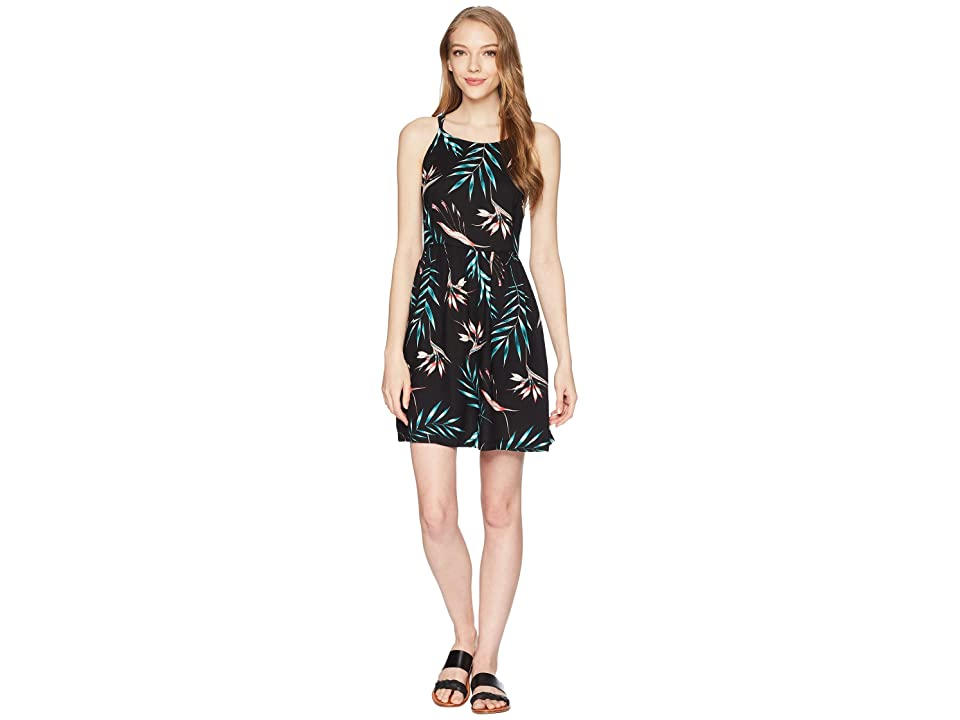 Roxy Antelope Curves (Anthracite Stormy Flowers) Women