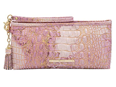 Brahmin Melbourne Kayla Bag (Lilac) Handbags