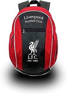 38a3db9f0 Liverpool FC Backpack, Official Liverpool School, Mochila, Book Bag Cinch,  Shoe Bag