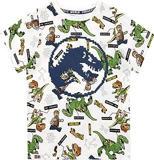 LEGO Camiseta de Manga Corta para niños Jurassic World