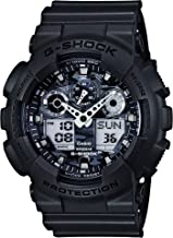 g shock ga 100cf set time