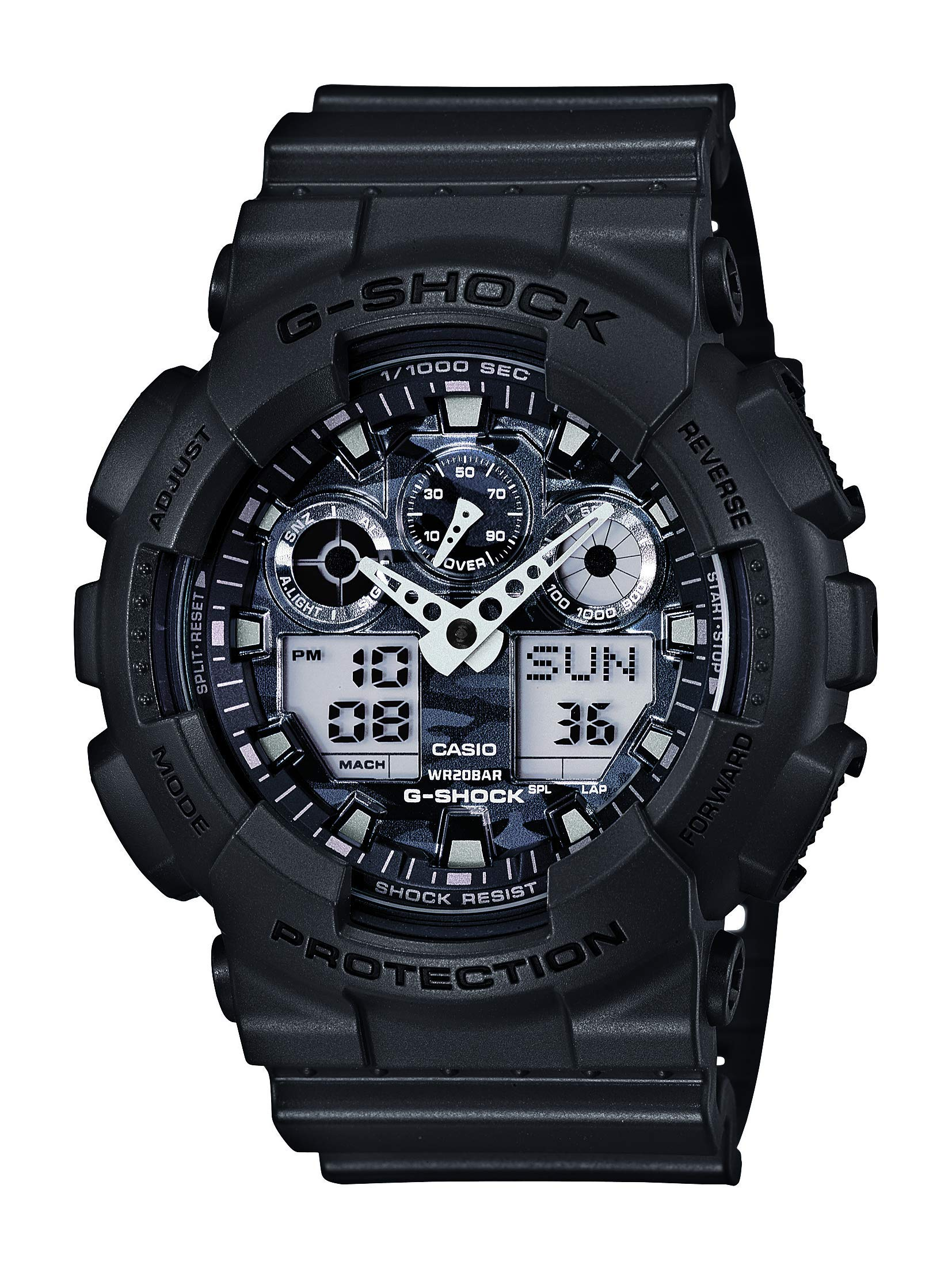 G Shock GA100CF 8A Special Models Luxury