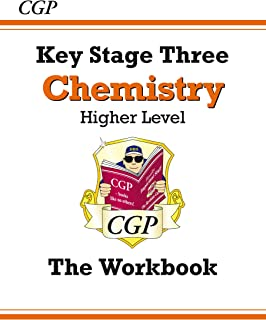 Key Stage Three Science Workbook: Materials and Their Properties: (Levels 3-7)