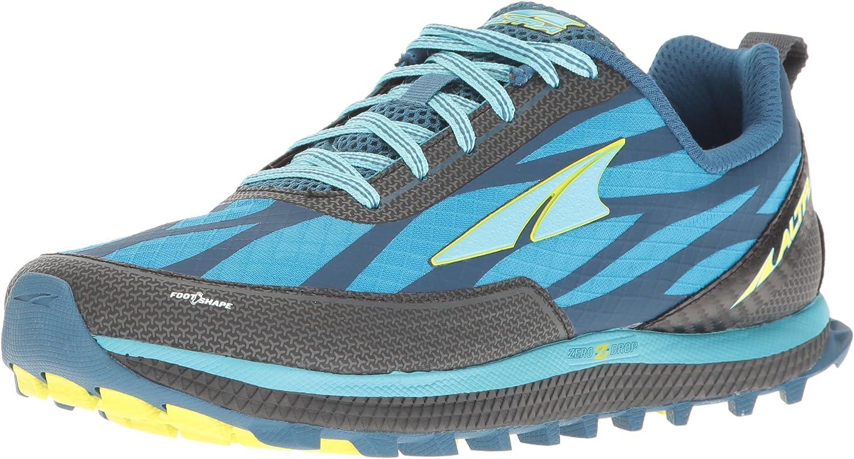 Altra Damen Laufschuh Trail Superior 3.0 Blau - AFW1753F-3